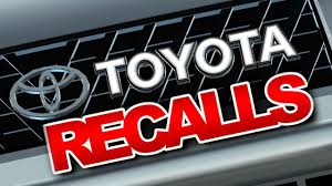 lexus manufacturer recall toyota announces recalls for defective air bags canisters