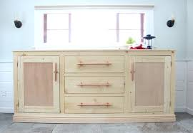 Kitchen Cabinet With Hutch Ana White Extra Long Buffet Cabinet Diy Projects