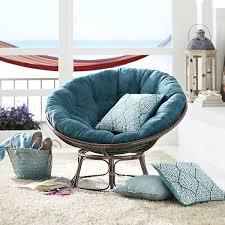 Papasan Chair In Living Room Plush Teal Papasan Cushion Papasan Cushion Dream Rooms And