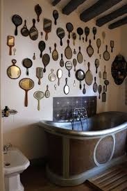 Mirror Ideas For Bathroom by Best 25 Wall Of Mirrors Ideas On Pinterest Mirror Gallery Wall