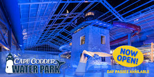 THE CAPE CODDER WATER PARK IS NOW OPEN      Cape Codder Resort Cape Codder Resort   Spa
