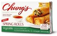 Chungs Foods Coupon