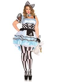 broken doll halloween costume plus size psychedelic alice in wonderland halloween costume