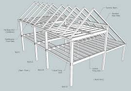 shed roof framing plan u2013 modern house