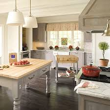 elegant white granite countertop kitchen table country cottage