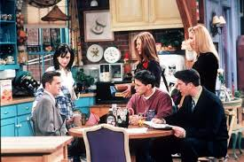 Friends    year anniversary quiz  Two decades after it began  how     Wales Online Friends   oh how we loved you