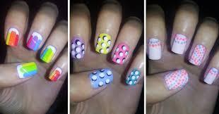 easy nail art for beginners 4 youtube