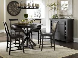 Black And White Dining Room Chairs Progressive Furniture Willow Dining Distressed Finish Rectangular