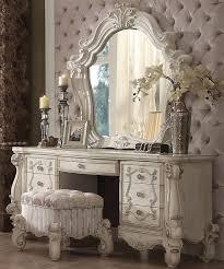 Vanity Dresser Vanity Tables Makeup Vanity Tables White Vanity Table White