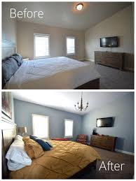 Master Bedroom Wall Painting Ideas Master Bedroom With Truncated Ceiling And Sherwin Williams