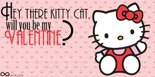 kitty valentine wallpaper wallpapersafari