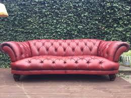 Carolina Leather Sofa by Carolina Seater Red Leather Sofas Idolza