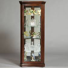 Oak Curio Cabinet Curio Cabinet Kanes Furniture You Wont Find It For Less Cabinet