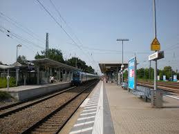 Munich Feldmoching station