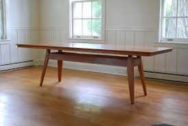 lovely diy mid century modern dining table how to make a mid