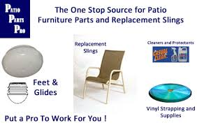 Brown Jordan Outdoor Furniture Repair by Replacement Slings And Parts For Patio Furniture