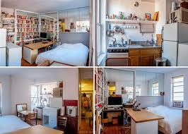 New York Citys  Most Famous Micro Apartments Curbed NY - Small new york apartment design