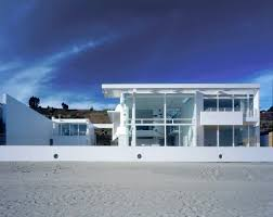 southern california beach house u2013 richard meier u0026 partners architects