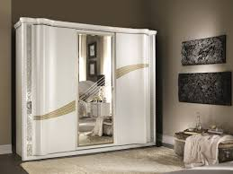 Wardrobes With Sliding Doors Classic Style Wardrobe With Sliding Doors Clara By Cortezari