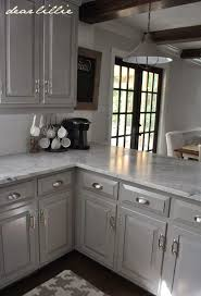 Gray Color Schemes For Kitchens by Best 25 Gray Kitchen Cabinets Ideas Only On Pinterest Grey