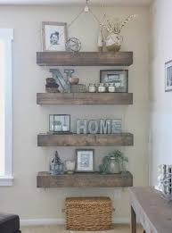 Free Woodworking Plans Shelves by Best 25 Floating Shelves For Tv Ideas On Pinterest Floating Tv