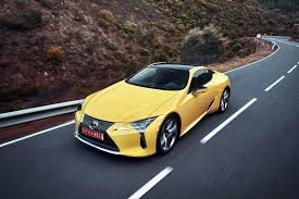 lexus coupe lc 500 2018 lexus lc 500 lc 500h first drive review when concept meets