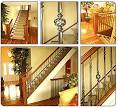 The Wonderful Wrought Iron Railings | Iron Entry Doors