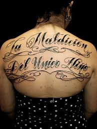 Tattoo Lettering For  Style-32