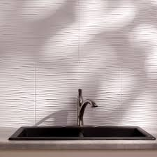 Pvc Backsplash Customer Images   Tin Look Pvc - White tin backsplash