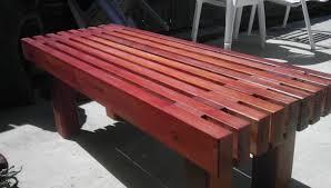 modern outdoor bench design of diy wooden garden bench ign plans