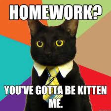 Why do we get homework