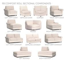 Build Your Own Sectional Sofa by Build Your Own Box Edge Pb Comfort Roll Arm Upholstered