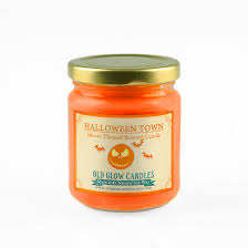 halloween town scented soy candle nightmare before christmas