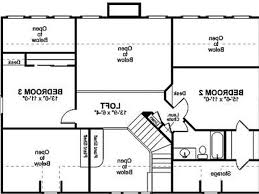 design ideas 7 w winsome open floor plan retirement home