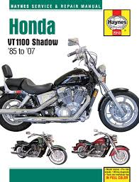 haynes m2313 service u0026 repair manual for 1985 07 honda shadow