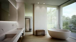 master bathroom designs with good decoration amaza design exciting master bathroom designs applying clear glass side wall with reversible bathtub in white furnished with