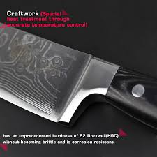 Ontario Kitchen Knives Aliexpress Com Buy Haoye 8inch Chef Knife Damascus Kitchen