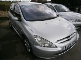 sale peugeot peugeot 307 hatchback 1 6 se 5d for sale parkers