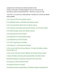 all list new part 1 economics strategic management