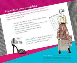 the fashion sketchpad 420 figure templates for designing looks