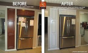Diy Kitchen Cabinet Refacing Cabinet Resurfacing Phoenix Outstanding Kitchen Cabinets Door