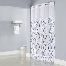 white bathroom curtains kahtany old shower curtain ideas