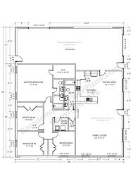 Metal Shop With Living Quarters Floor Plans Shop House Floor Plans Webbkyrkan Com Webbkyrkan Com