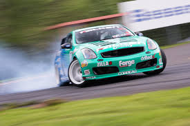nissan skyline drift car inside team falken u2013 exploring the world of professional drifting