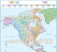 Time Zone Map United States by Time In Mexico Wikipedia Time In The United States Wikipedia View