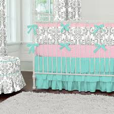 such a sweet color pallet for a nursery i adore grey with a touch