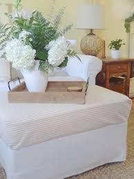 Footstools Ottomans by The Long Awaited Home Ikea Ektorp Footstool Ottoman Blekinge White