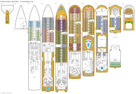 seabourn odyssey deck plans diagrams pictures video