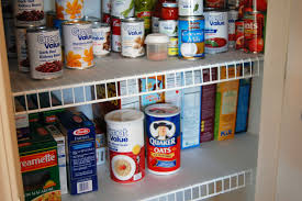 organizing the pantry quick fix for wire shelves eat at home
