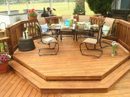 Wood Patio Furniture Sets - patio ideas patio deck kits with patio furniture set and wooden